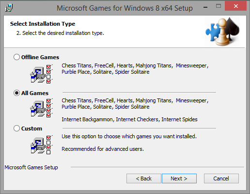 freecell windows 8